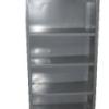 Armoire Métallique Etagère ALM0013, [180X80X40]