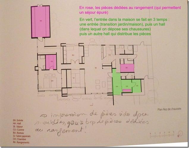 Rangement dans la maison Yoshiya - architecte Yoshida Isoya