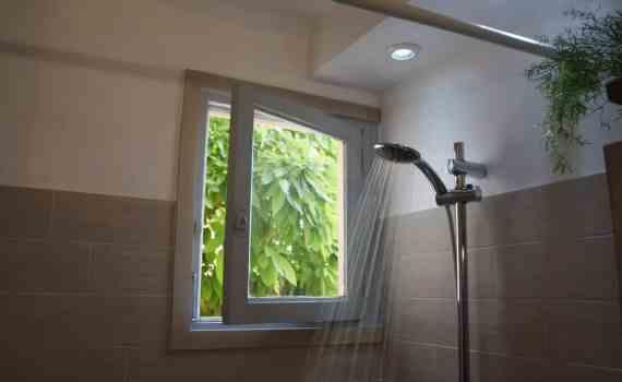 Salle-de-bain petit espace