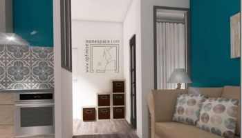 bases a connatre pour une maison zen et bienveillante 17 trucs dernire partie - Creer Une Entree Dans Un Salon