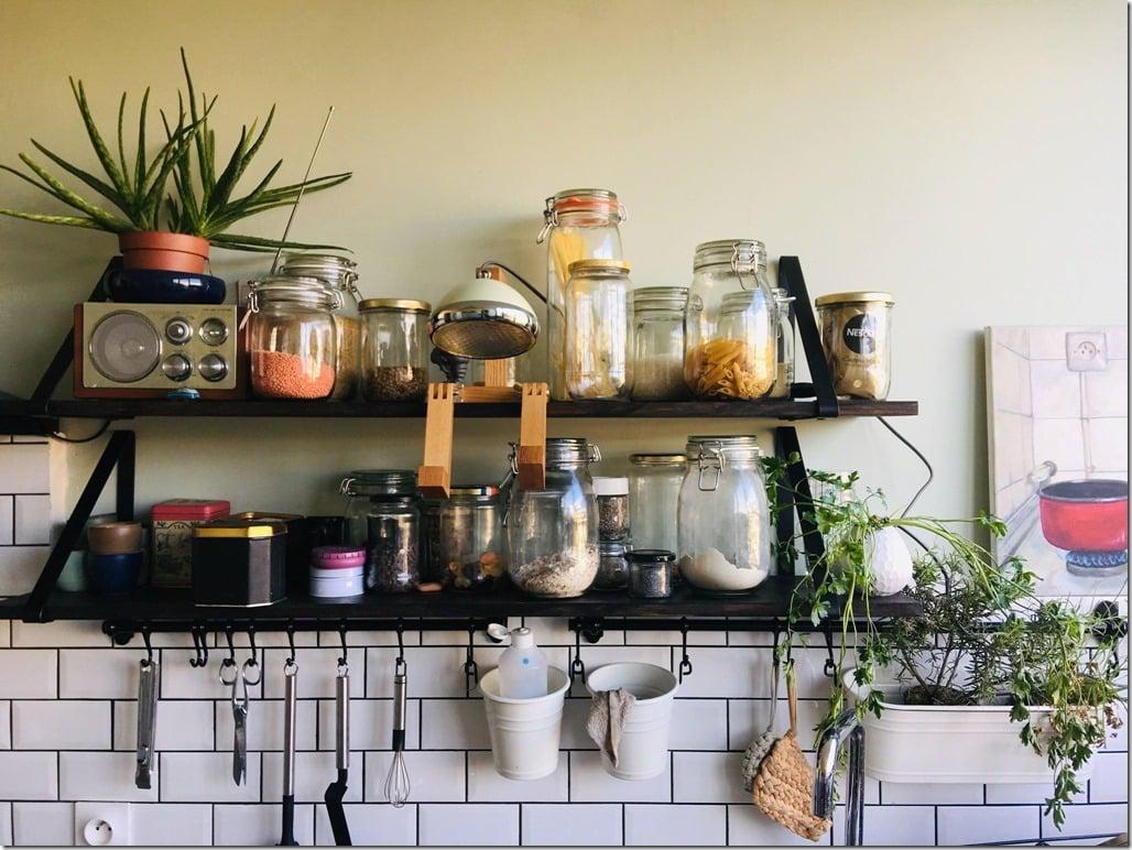 cuisine- rénovation zéro déchet