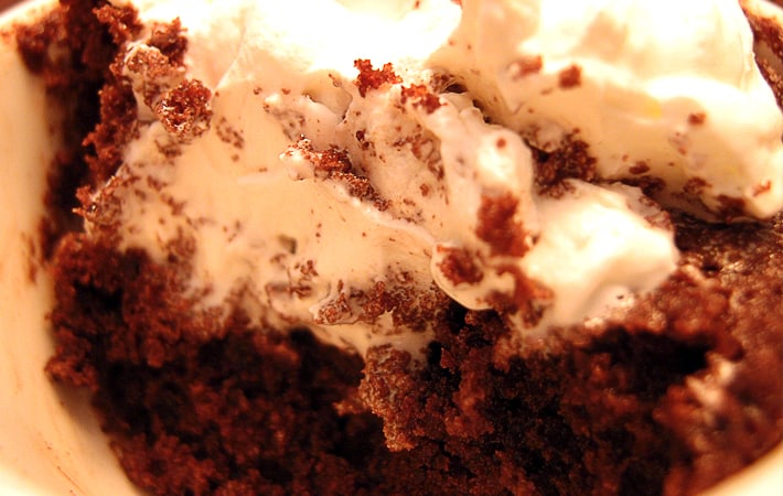 Low Sugar Vegan Cake Recipes: Keto Chocolate Cake In A Mug