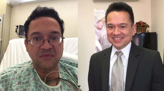 Antonio C. Martinez II's type 2 diabetes reversal