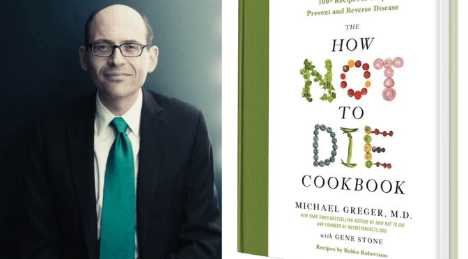 Dr Greger's How Not to Die Cookbook (review)
