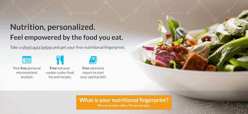 nutrient optimiser