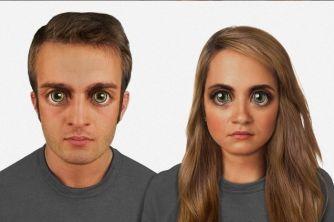 Ето как ще изглеждат хората след 100 000 години