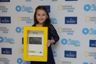Българче спечели първо място в конкурс на National Geographic