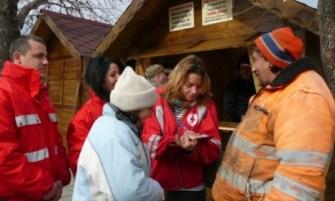 Павилион за безплатна топла супа за хора в нужда отвори на пазара в Шумен