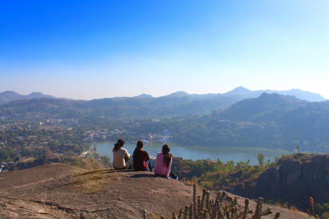 shanti shikar trek mount abu