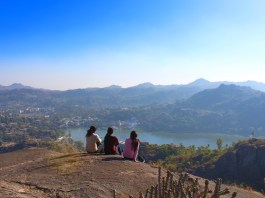 trekking in mount abu