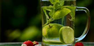 detox water to lose weight
