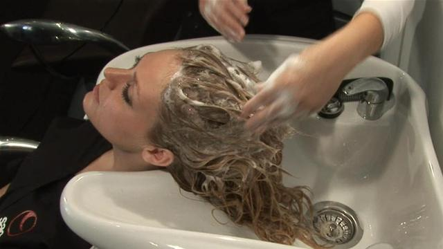 hairspa at home