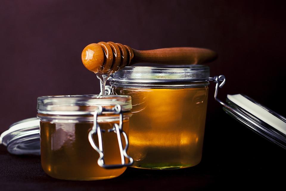 honey- for soft lips