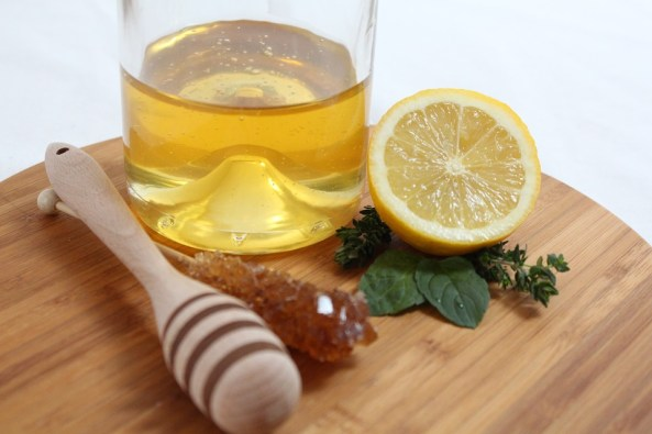 honey lemon water to lose weight