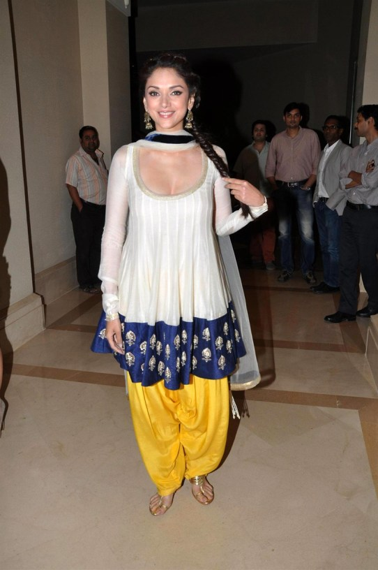Aditi Rao Hydari in Anarkali Patiala suit
