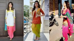 5 Best Patiala Suit Designs Worn By Celebrities