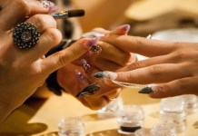 difference between Acrylic, Gel and Shellac Nails