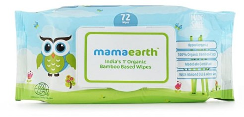 Mamaearth Baby Wipes