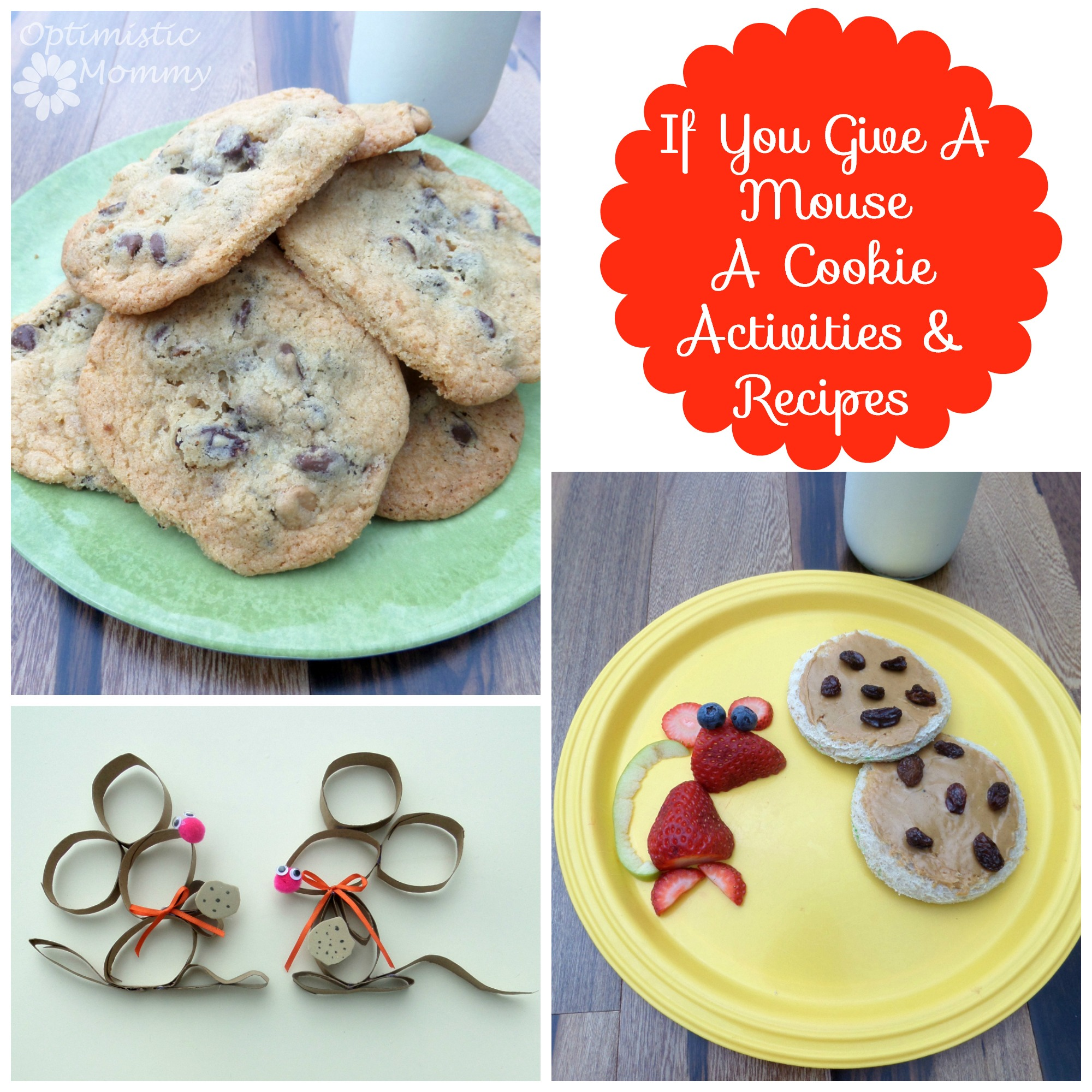 If You Give A Mouse A Cookie Activities Amp Giveaway Ends 7 7