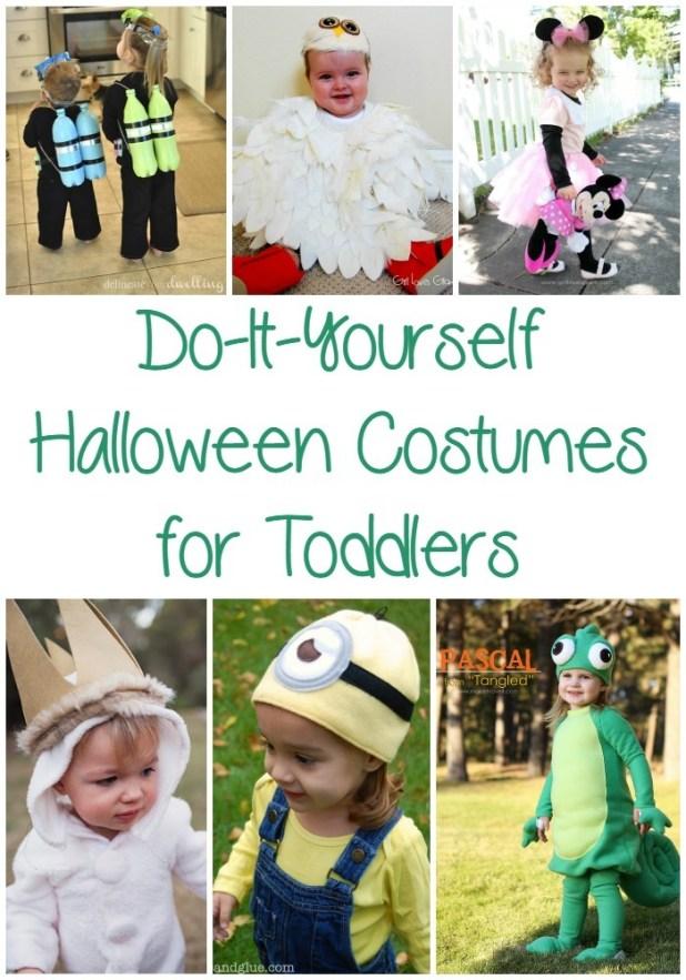 Homemade toddler halloween costume ideas cartoonview 25 easy diy halloween costumes for toddlers optimistic mommy solutioingenieria Images