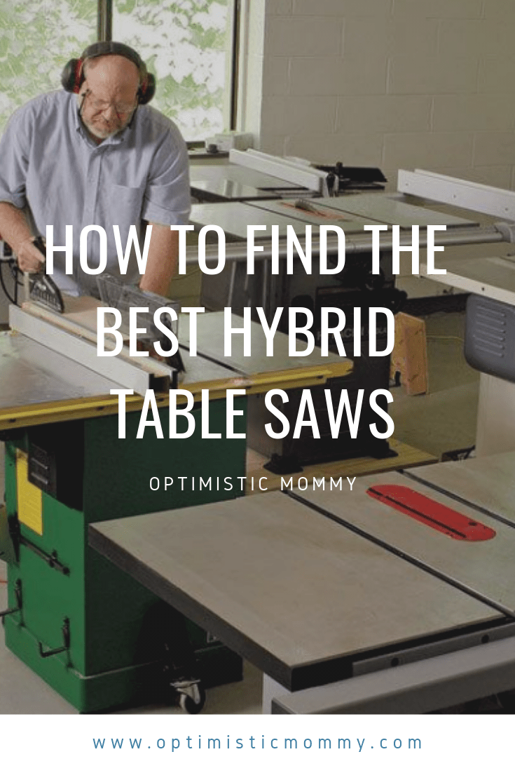 Best Hybrid Table Saw 2019