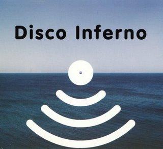 DISCO INFERNO - THE LAST DANCE EP F