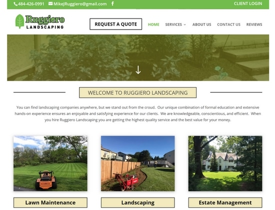 See our work! Website Design Portfolio and Gallery for your Enjoyment 7