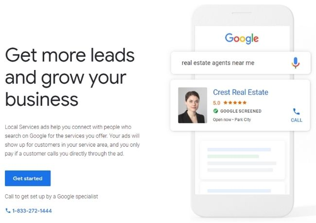 Get Started With Google Local Services Ads