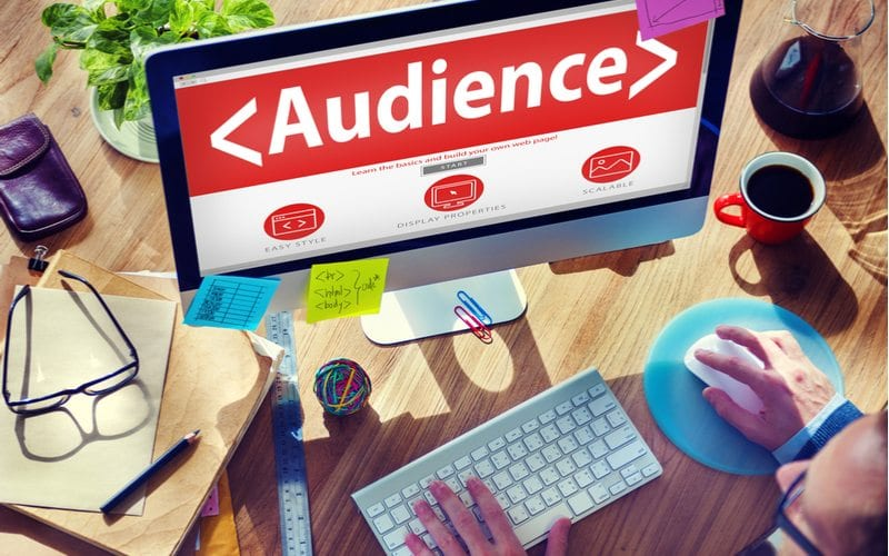 finding your online audience