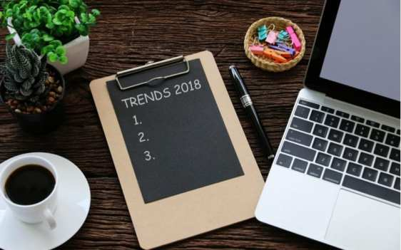 Marketing trends of 2018