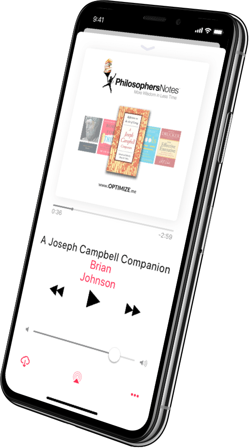 A Joseph Campbell Companion by Joseph Campbell