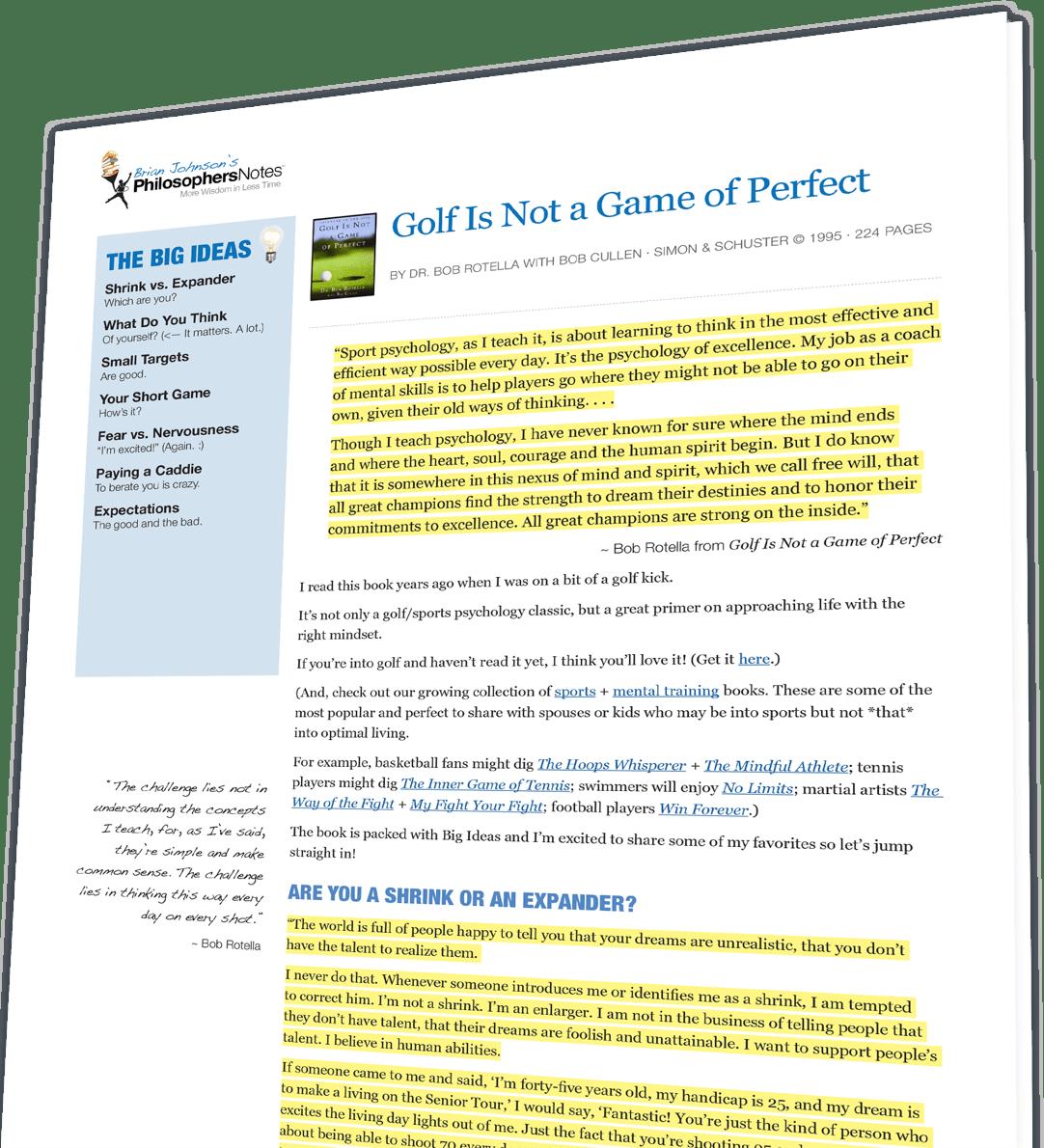 Sports Psychology Fear Worksheet