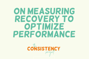 on Measuring Recovery to Optimize Performance