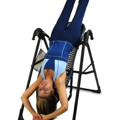 Hanging Upside Down Chair For Back Timber Ridge Zero Gravity Best Inversion Tables Of 2019 Reviews And Buying Guide Pricing
