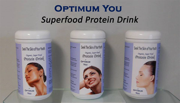 Optimum You Protein Drink for Women