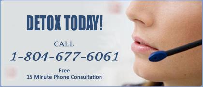 DETOX TODAY! 804-677-6061