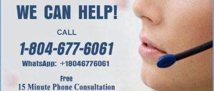 We can help. Call 1-804-677-6061 for a free 15 minute consultation.