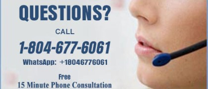 Questions? Call 1-804-677-6061 for a free 15 minute consultation.