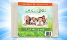 earthing top sheet, king