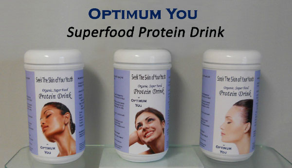 Optimum You Superfood Protein Drink