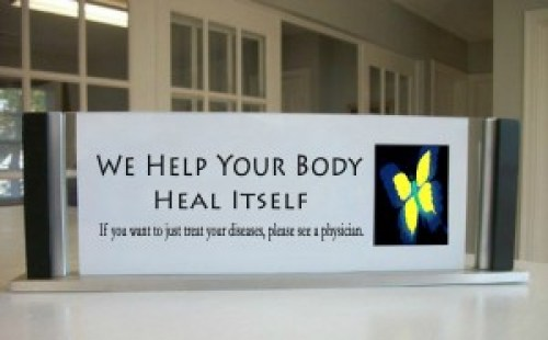 We help your body heal itself.