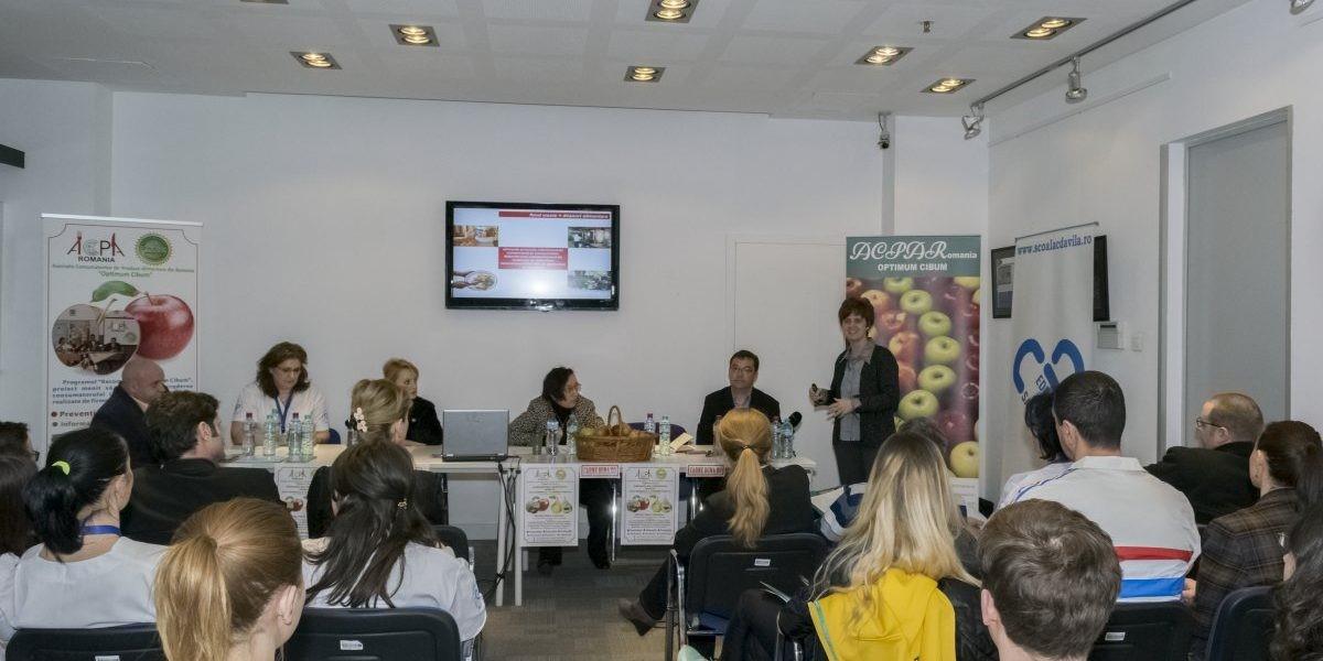 AGERPRES DESPRE WORKSHOP-UL ORGANIZAT DE ACPA ROMÂNIA