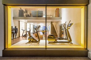 Technogym's new store in Los Angeles
