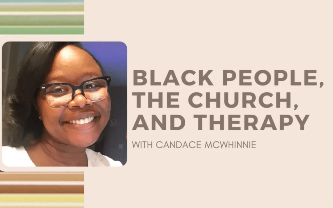 [VIDEO] Black People, the Church and Therapy