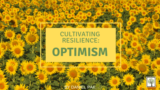 CULTIVATING RESILIENCE: Optimism
