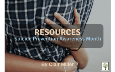 Suicide Prevention Awareness: Resources