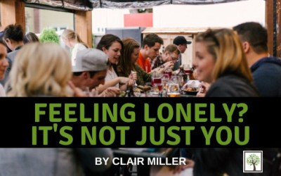 Feeling Lonely? It's Not Just You