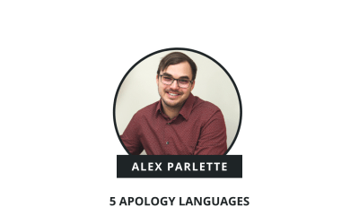 [Video] 5 Apology Languages for Couples – Alex Parlette