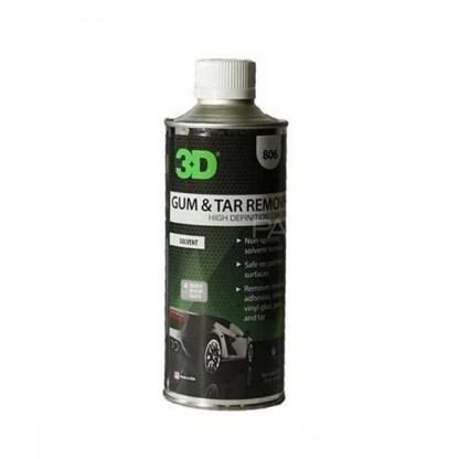 3D gum and tar removal optimum motor sport