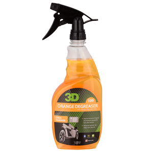 3D orange degreaser 24oz optimum motor sports